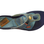 ADDA Touch 4 Lady's Navy  EVA Thong Washable Casuals Slippers