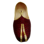 Jutti Red for classics, Indio westerns & Ethnic-wear