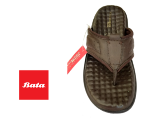 Bata Art. 871-4245 BRN Thong V Saliper Casual All Purpose